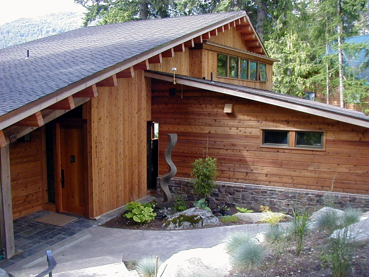Lake Wenatchee Home